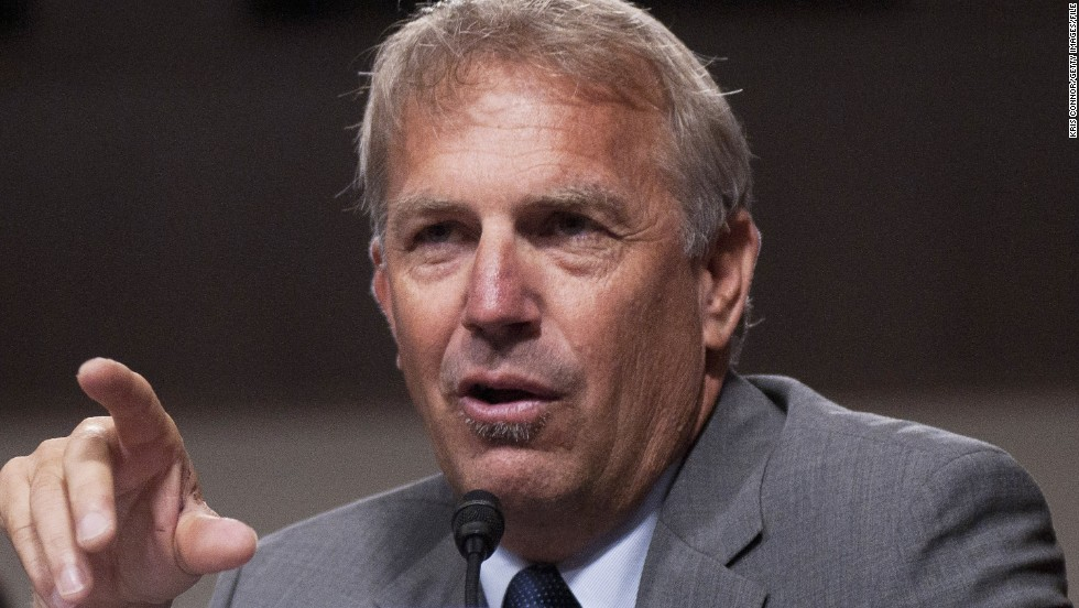 "Kevin Costner owns Ocean Therapy Solutions, a company that produces machines that separate oil and water. BP purchased several of the devices to help <a href=""http://www.theguardian.com/environment/2010/jun/20/gulf-oil-spill-kevin-costner"" target=""_blank"">clean up the 2010 Deepwater Horizon spill</a>."