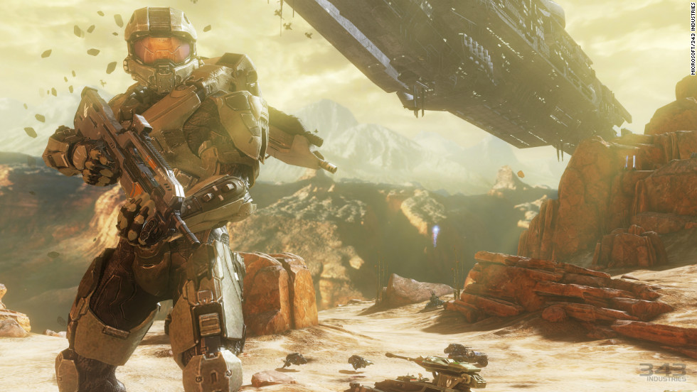 """Halo 4"" is a wonderful new addition to the beloved sci-fi action franchise and the best ""Halo"" campaign so far."