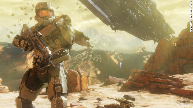 """Halo 4,"" the next chapter in the hugely popular sci-fi action franchise, will be released in November."