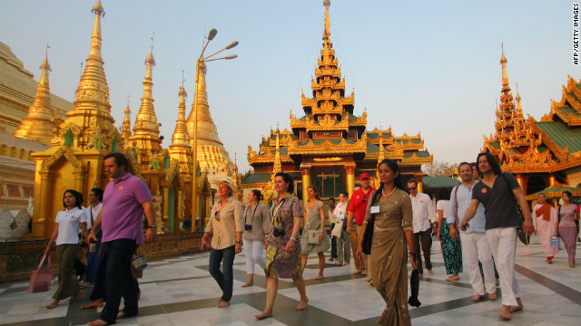 Myanmar: Open for business and tourism