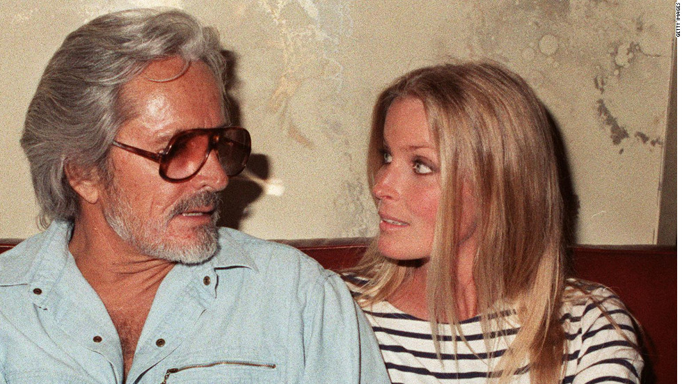 Bo Derek met John Derek, who was 30 years her senior, when she was just 16 and married him two years later. Despite the age difference, this pairing is one of few young celebrity engagement success stories. The couple remained together until John's death in 1998.
