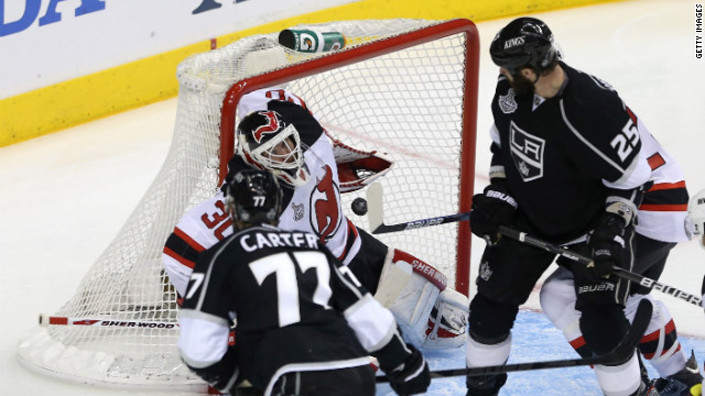 The Los Angeles Kings have a shot at their first Stanley Cup in the franchise's 44-year history.