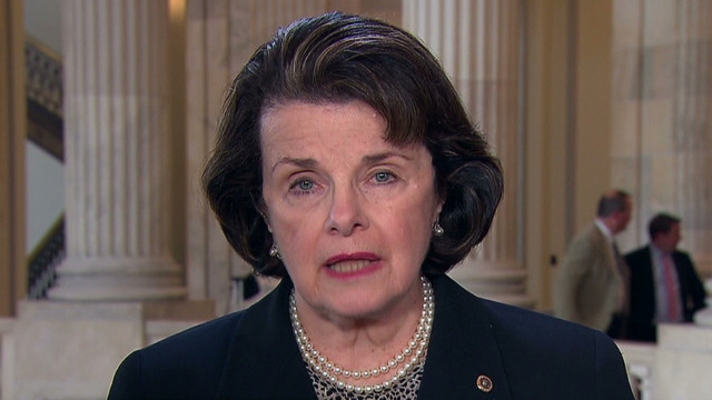 Feinstein: White House leaks 'disturbing'