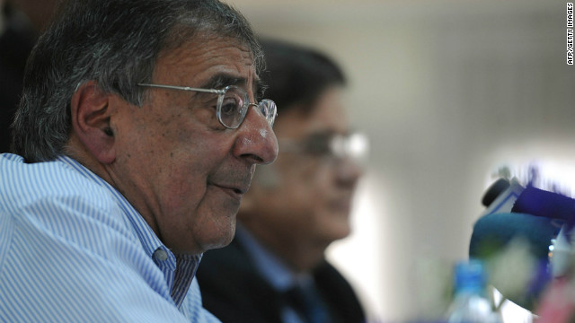 """Anybody who attacks U.S. soldiers is our enemy,"" Defense Secretary Leon Panetta said Thursday in Kabul."