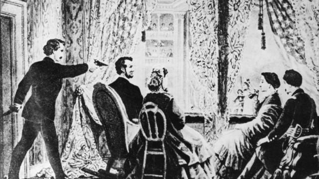 Abraham Lincoln Head Wound Www Picswe Com
