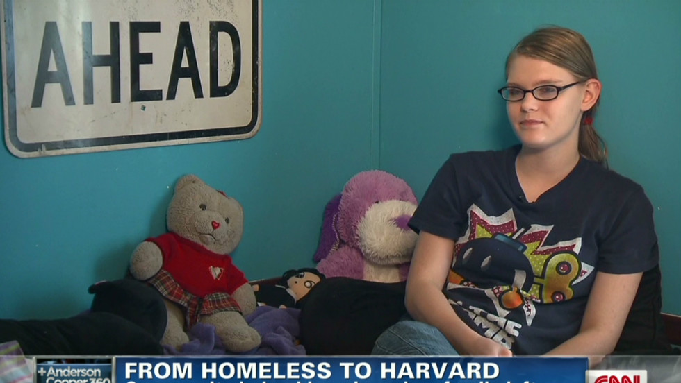 from scrubbing floors to ivy league homeless student to go to  from homeless to harvard