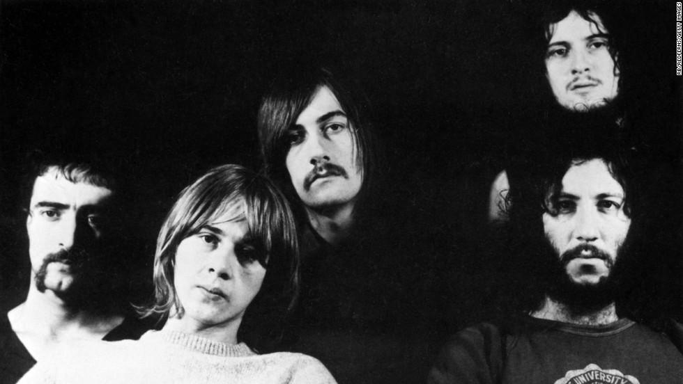 Fleetwood Mac Tour Members