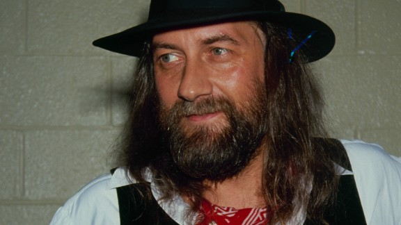 British drummer Mick Fleetwood is the only original member left in the band. (Though the band