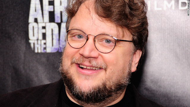 "Guillermo del Toro attends the ""Don't Be Afraid Of The Dark"" premiere on August 8, 2011 in New York City."