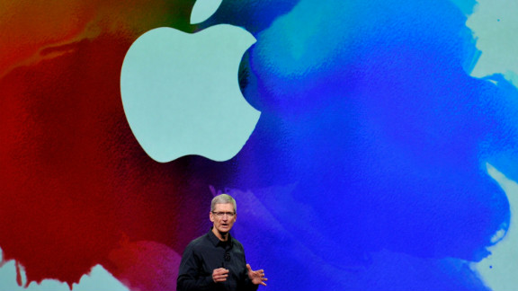 Apple CEO Tim Cook likely will introduce an iPhone 5 at Wednesday