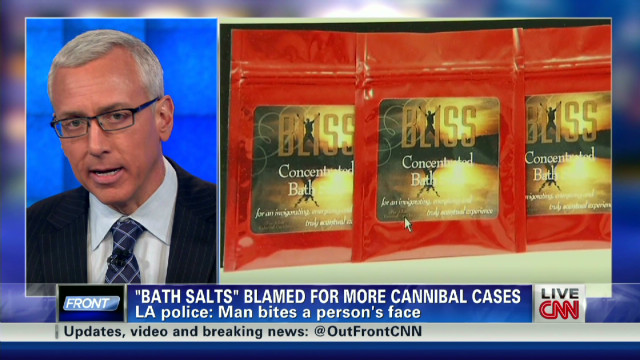 'Bath salts' problem in U S  military
