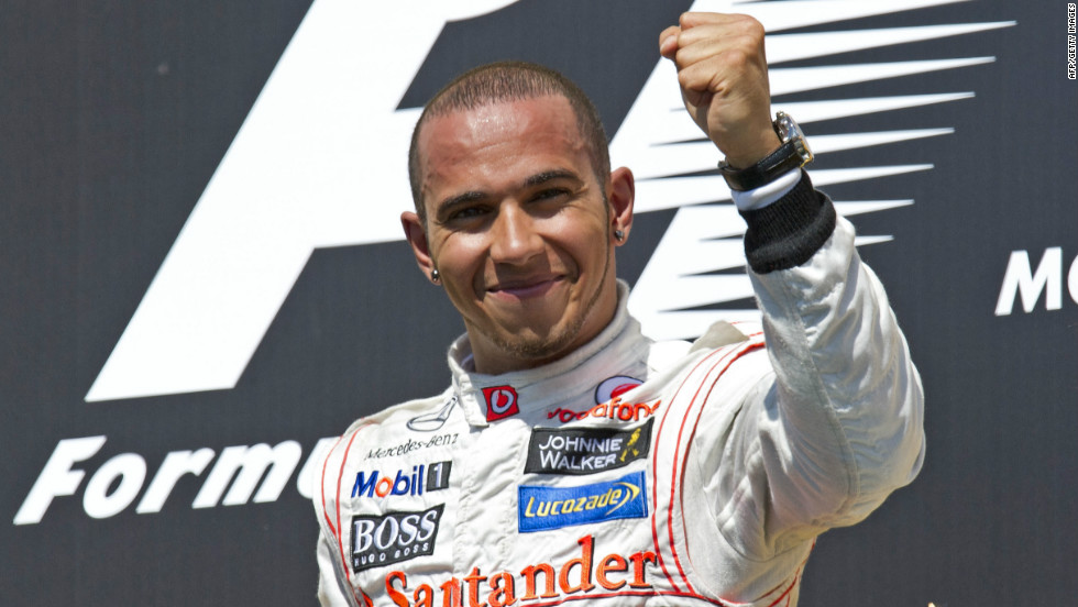 Lewis Hamilton is Formula One's seventh winner in the seven races so far this season following his victory at the Canadian Grand Prix in June.