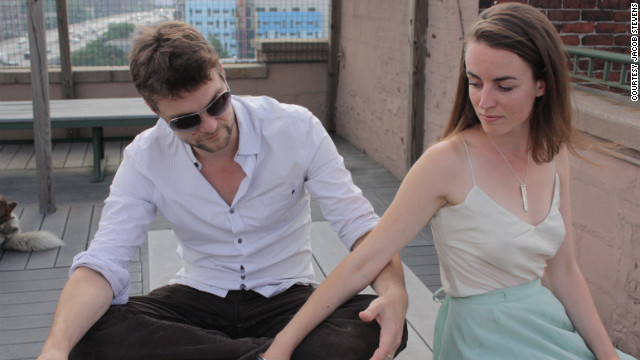 Jacob Stevens knew that his wife, Clara, 28, was going to die after she was hit by a car while walking down the street.
