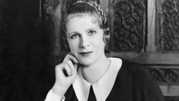 A nationally known Pentecostal preacher who opened a $1.5 million temple in Los Angeles, Aimee Semple McPherson disappeared in 1926, re-emerging after a month to say she had been kidnapped and tortured. When her story unraveled, McPherson, pictured in 1935, was charged with perjury, although she was later acquitted.
