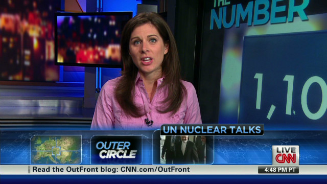 Outer Circle: No progress in Iran talks