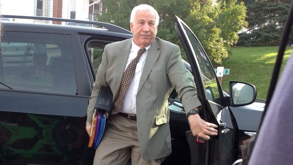 Former Defense witnesses depicted Penn State Assistant Football Coach Jerry Sandusky as a role model and do-gooder.