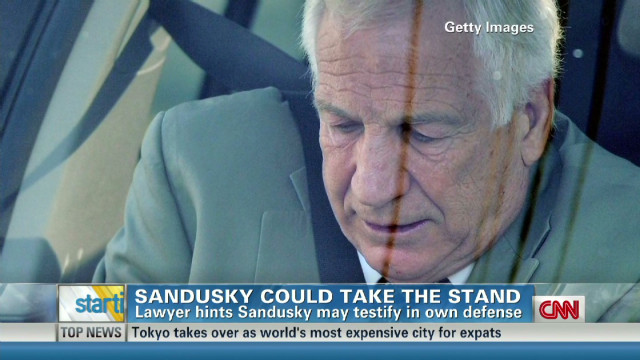 Will Sandusky take the stand at trial?