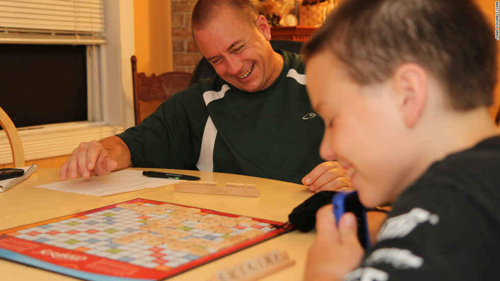"Board games have replaced recreational sports for Timothy now that his father can't afford to pay for hockey anymore. Watson says his son has taken it all in stride and is still maintaining good grades at school. Economists have called the rising number of long-term unemployed <a href=""http://www.nytimes.com/2012/05/13/opinion/sunday/the-human-disaster-of-unemployment.html"" target=""_blank"">""a national emergency."" </a>"