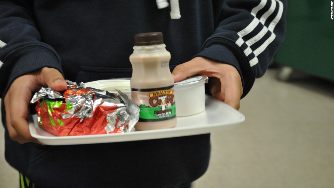 After a school district said it'll serve jelly sandwiches to students with lunch debt, Chobani stepped in