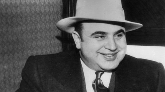 "Al Capone, or ""Scarface"" as he was popularly known, remains one of America"