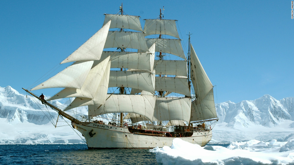 are traditional sail boats the future of trade cnn
