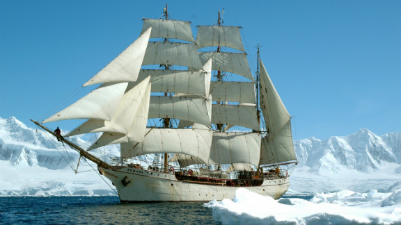 """""""Tall ship"""" is the common term used for large sailing vessels with multiple tall masts, vast sails and long narrow hulls."""