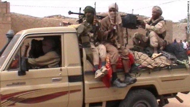 Mali has seen an influx of Ansar Dine militants who want to impose sharia law in the country.