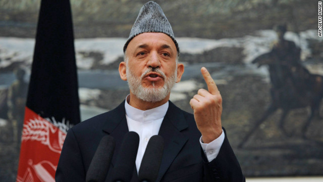 Afghan President Hamid Karzai has condemned the attack that left many dead, including an MP.