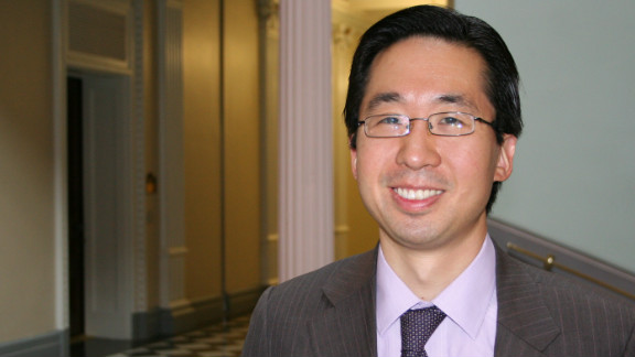 """Todd Park: """"Probably the highest compliment I can pay [President Obama] is that his geek quotient is very high."""""""