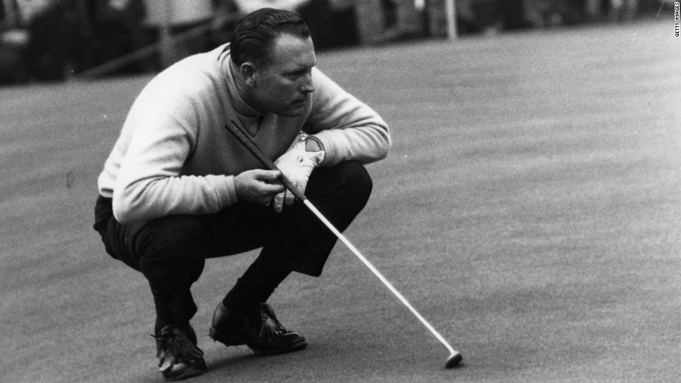 In 1966, California native Billy Casper clawed back a seven-shot deficit to the legendary Arnold Palmer to clinch the U.S. Open title at Olympic.