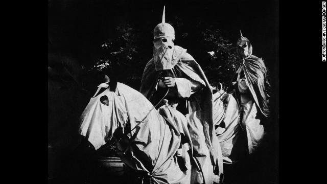 Roots of the Ku Klux Klan