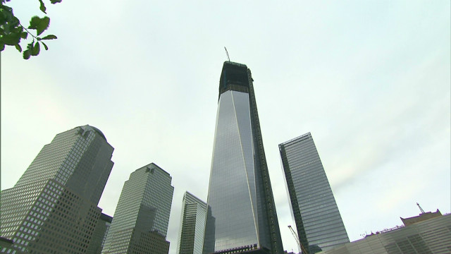 WTC workers prepare for Obama's visit