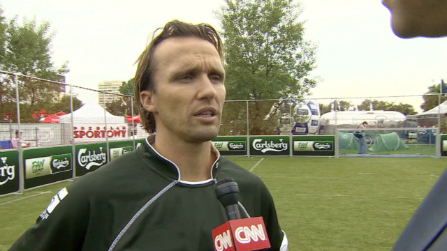 Zenden: Holland must take their chances