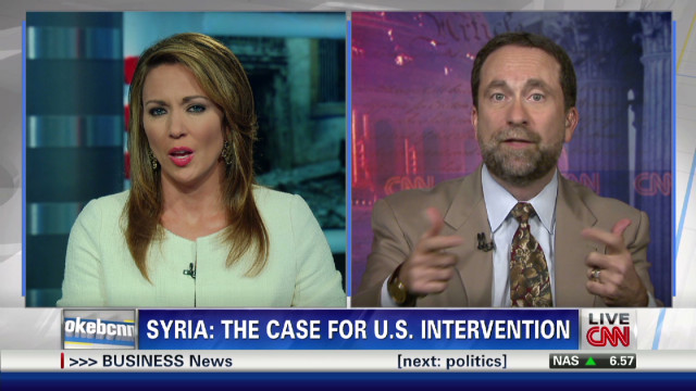 The case for U.S. intervention in Syria
