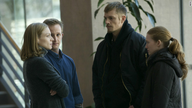 "Fox Television Studios hopes ""The Killing"" could live on at another network."
