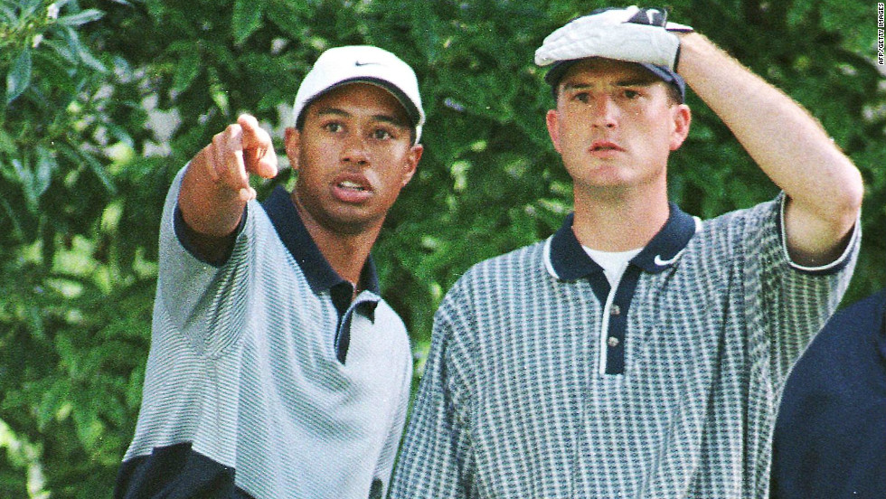 They played together when the U.S. Open was last held at the course in 1998. Woods tied for 18th, while Martin was 23rd in his best performance as a golf pro.