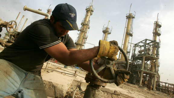 OPEC nations finish a banner year thanks to high Brent prices.