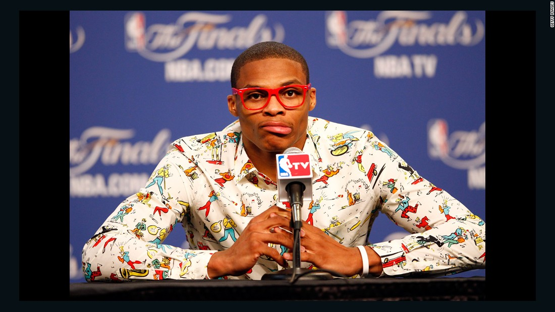 Westbrook has collaborated with department store Barneys for a line of clothes.