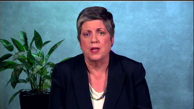 Napolitano to Blitzer: Congress needs to act