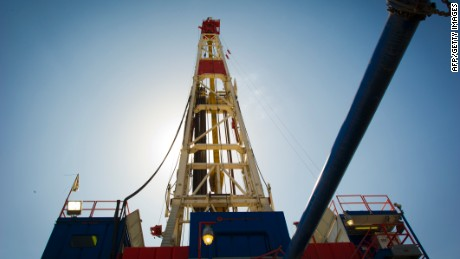 Fracking wells may increase asthma attacks, study says