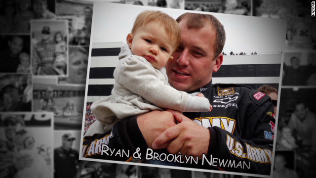 NASCAR drivers are dads, too