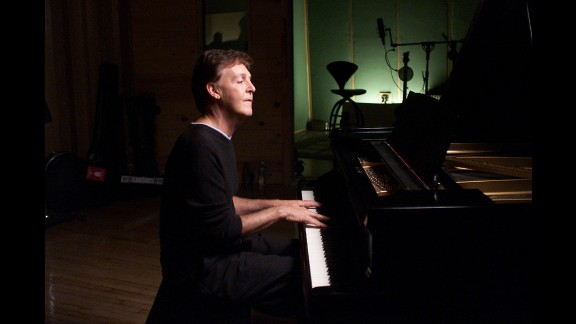 "McCartney records the song ""From a Lover to a Friend"" for his 2001 album ""Driving Rain.""  Following the September 11 terrorist attacks, he said all proceeds from the sales of the single would go to New York"