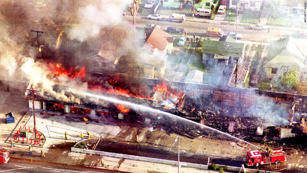 Image result for the la riots of 1992