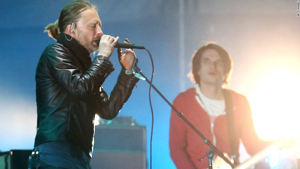 "In 2007, Radiohead released the album ""In Rainbows"" online via a pay-what-you-want model. ""For me 'In Rainbows' was a statement of trust. People still value new music,"" he said."