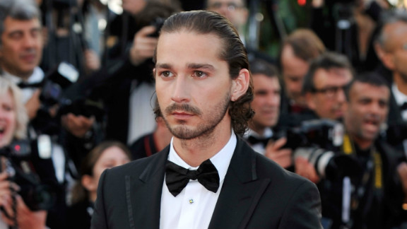 Fans will get to see a lot more of Shia LaBeouf, seen here at the Cannes Film Festival, in a new music video.