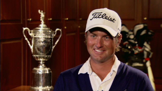 Webb Simpson: 'Thrilled' with major win