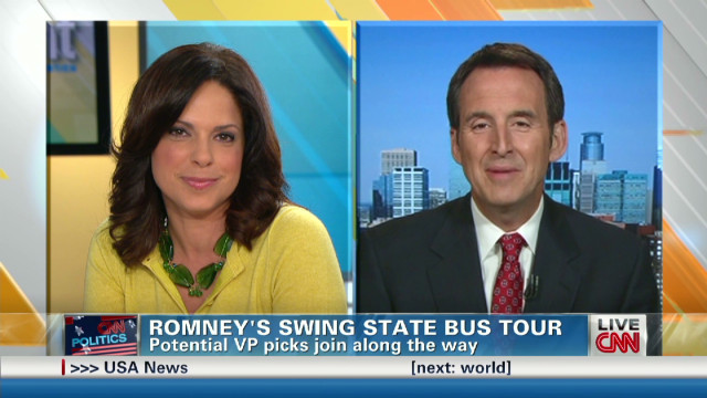 Pawlenty can help Romney in 'other ways'