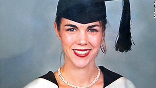 An undated photo of Australian lawyer Melinda Taylor provided by the International Criminal Court.