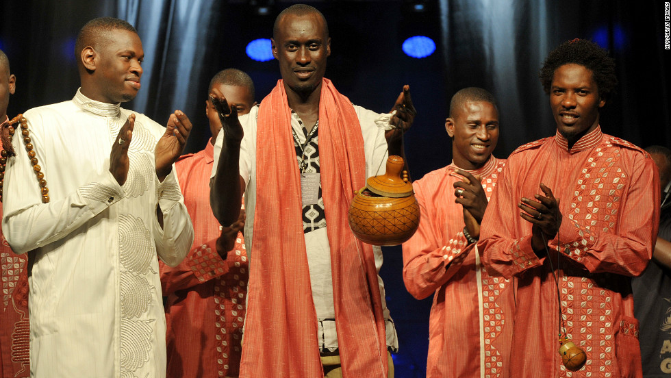 Senegal Wedding Dresses