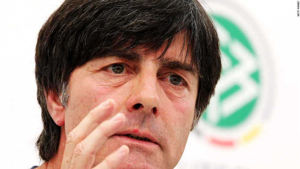 Germany coach Joachim Low is demanding improvement from his players ahead of the quarterfinal in the Polish port city.